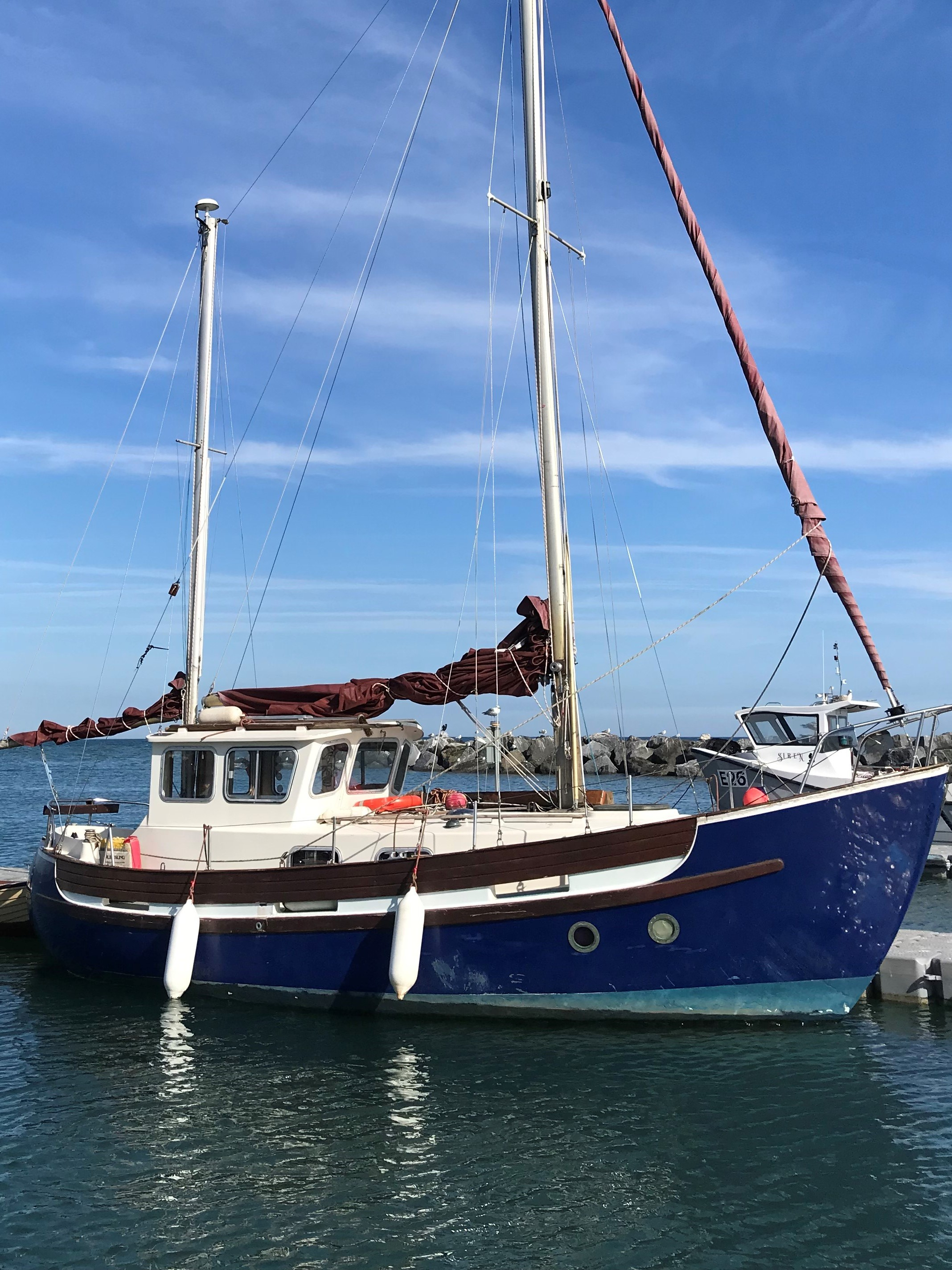 Fisher 30 - Bluebelle SOLD!!