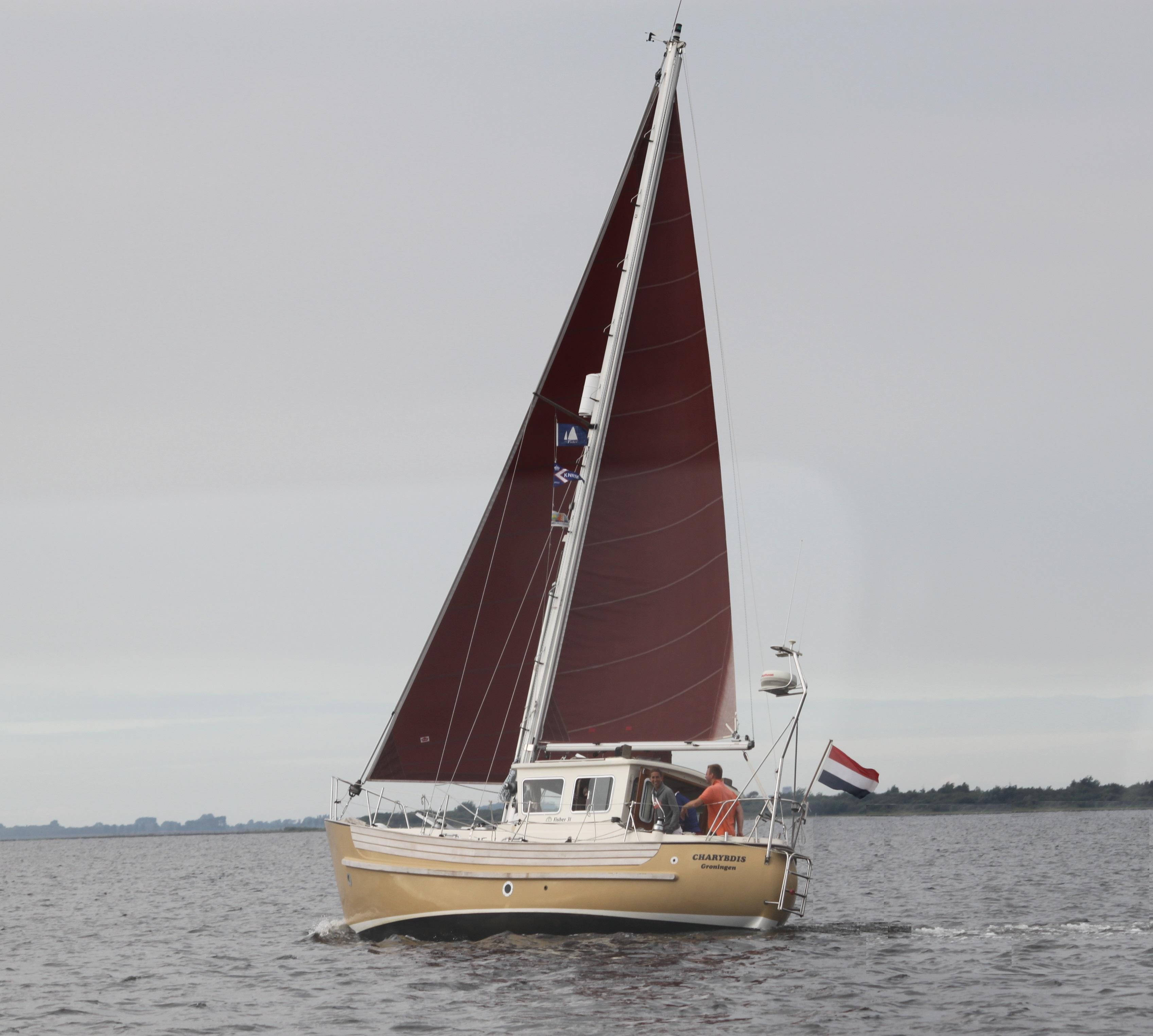 Fisher 31 - Charybdis