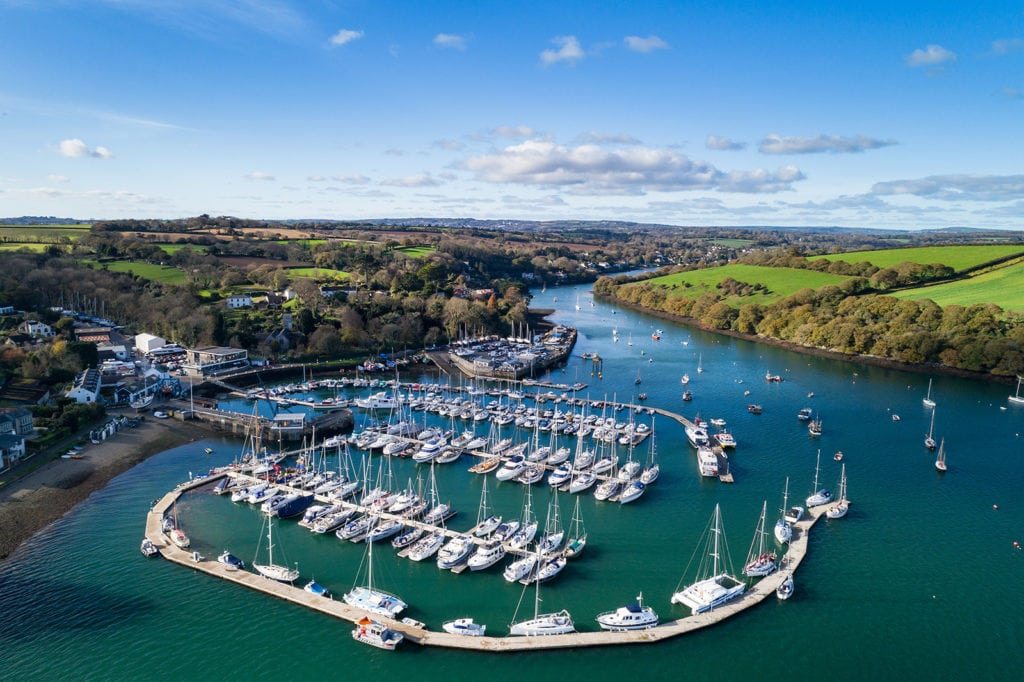 2021 - FOA West & South West Rally - Mylor Yacht Harbour